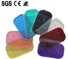 Professional Eco-Friendly Car PU gel Non-slip anti-slip Sticky rubber mouse pad roll material