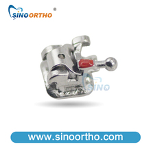 Hot selling SINO ORTHO Orthodontic self ligating Metal Braces/brackets Greatwall III