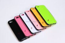 Soft PC Bumper Frame+TPU Back Case Cover for Apple iPhone 5C Case