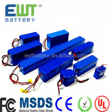 10s6p 37v 20.4ah lithium battery for ebike cheap 10s6p lithium battery for ebike