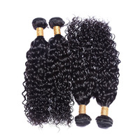 Hot Selling New Items For 2016 Human Hair Weaving, Water Wave Crochet Braid Hair, Raw Unprocessed Malaysian Hair