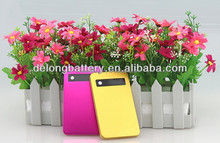 high quality mobile beautiful portable power bank 4200mAh china manufacturer