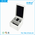 customized color jewelry ring packing paper box