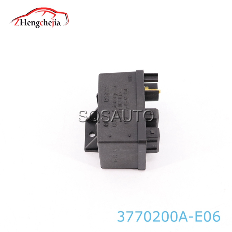 3770200A-E06 Auto Electric  Accessories Glow Plug Controller For Great Wall Haval
