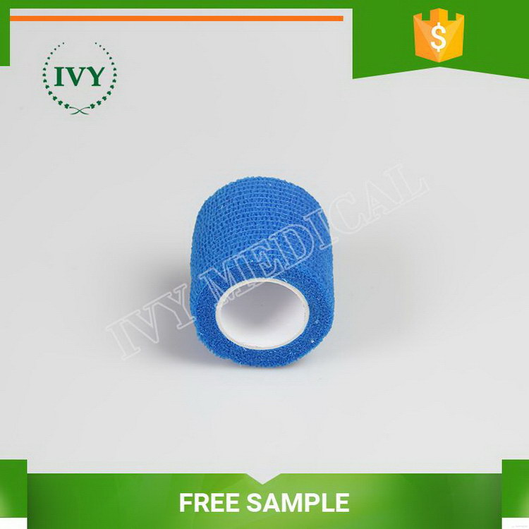 Top quality manufacture veterinarian cohesive bandage