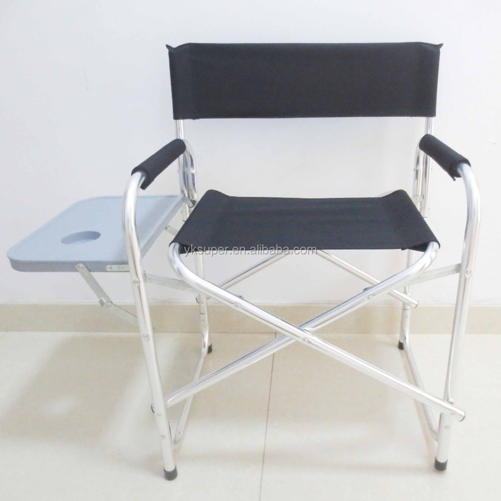 Folding Director Chair With Side Table And Bag 600d Oxford