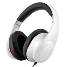2017 new foldable metal headband gaming headphone stereo gaming microphone headset for PS4 Xbox one Tablet smartphone