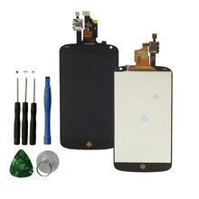 New for Google Nexus 4 for LG E960 LCD Digitizer Assembly replacement Touch Screen Display