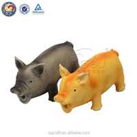 Pig Shaped Fashion Cartoon Animal Sex Pet Toy for Dog