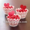 Cupcake Wrapper /Cupcake Cups /Cupcake Liners wedding cake home decoration