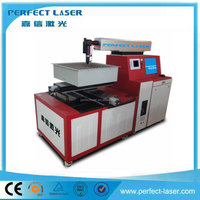 Perfect Laser backyard metal fence laser cutting machine for SS CS