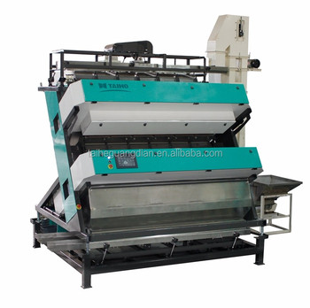 Tea cleaning machine color sorter machinery tea separation machine