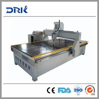 3.0/4.5kw cnc woodworking engraving machine 1325 with Vacuum adsorption table