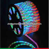 colorful led rope light