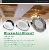SAA CE RoHS approval !!! led lights drop ceiling recessed