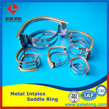 25mm 38mm 50mm 76mm Metal Random Packing Intalox Saddle Ring