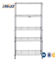 NSF CR SUS304 wire shelf store supermarket rack