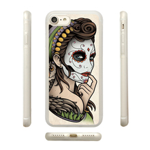 DIY Sublimation Cell Phone Cover, Unique Custom Phone Cases for iPhone 7 case