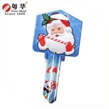 blank key Color key blank Christmas key