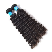 Thick bottom loose curly hair crotchet braids, supply high grade unprocessed arabian hair extension