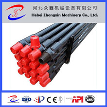 wholesale manufacturer API 4 inch drill pipe/water well drill rod from china