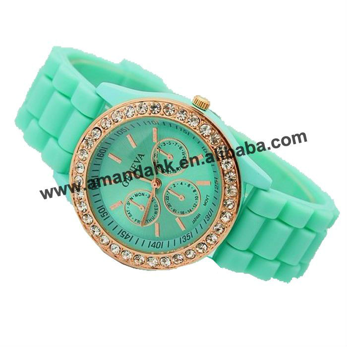 2013 Silicone mk Watch Fashion Watch Unisex Watch,Several Colors Can Be Chosen,Good Quality And Good Service