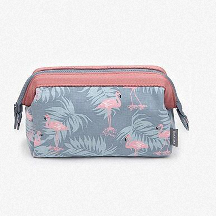 wholesale red bird lovely beauty toiletry bag for women waterproof pouch bag