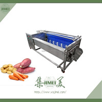 industrial fruit and vegetable peeling machine