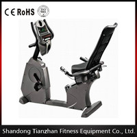 Commercial Recumbent Bike/indoor bodybuilding Cross trainer/fitness club and home use