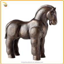 Chinese Supplier Life Size Bronze Tang Horse Sculpture For Decoration