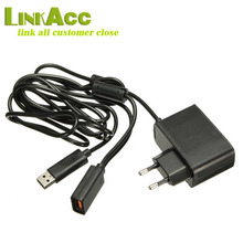 LKCL977 DC 12V 1.08A Power Supply Adapter Cable AC USB Kinect Sensor Charger