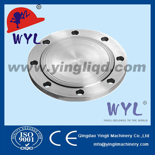 ANSI B16.5 Class 2500 LBS Blind Flange