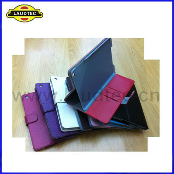 China Manufacturer for IPad Mini Wallet Leather Case Hot Selling
