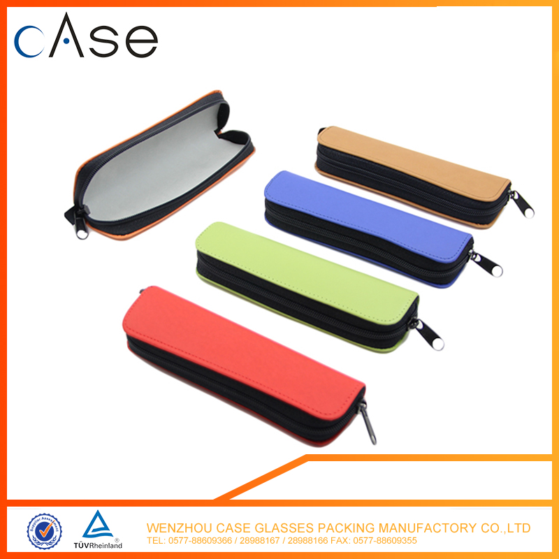 fashion new design Beautiful slimline glasses case