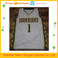 Anti-pilling high quality basketball jersey