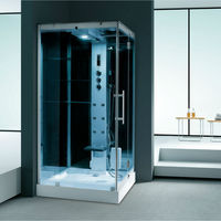 FC-110 steam shower tub prefab modular bathroom sauna generator