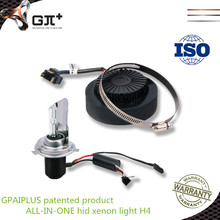 china GPAIPLUS auto parts new design all in one hid bi xenon projector lens light