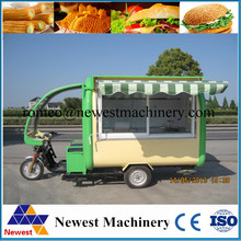 Safety and durable food trailer/mobile motorcycle food carts for sale