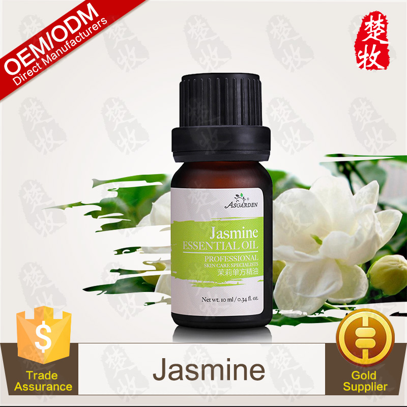 Customized Pure Jasmine Essential Oil, Massage Oil
