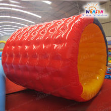 popular CE certificate inflatable rolling tube