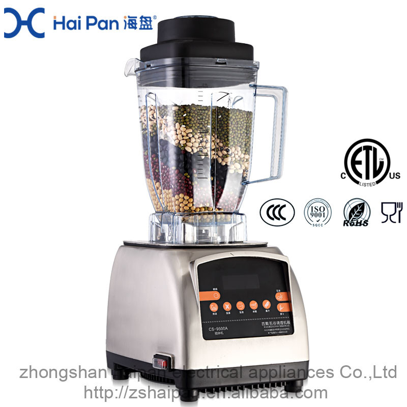 3hp Kitchen Appliance wholesale/multifunction kitchen appliances small durable blender commercial blender