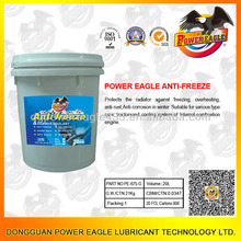 Car Engine ISO9001 Antifreeze Coolant Water