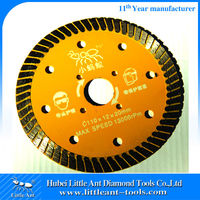 110mm Small Hand Saw Blades/power tools for cutting stone and granite