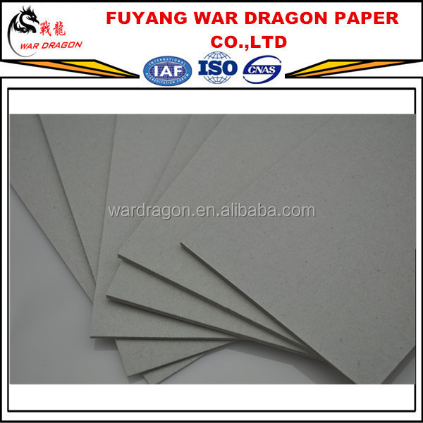 WAR DRAGON Grey Background Duplex Board Paper