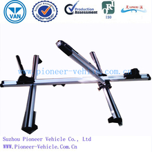 Aluminum Alloy Material 120cm Length Car Roof Rack / Roof Rack