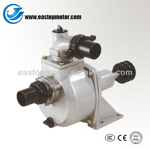 LZB self-priming centrifugal gasoline water pump