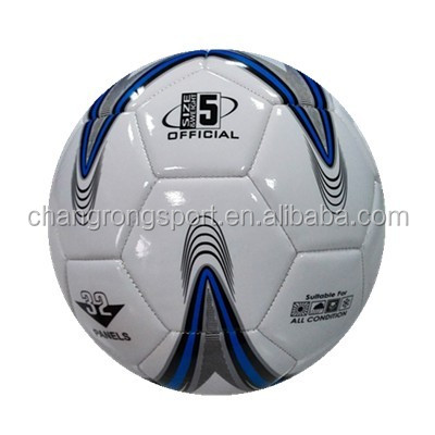 High quality PVC foam soccer ball, soccer ball factory
