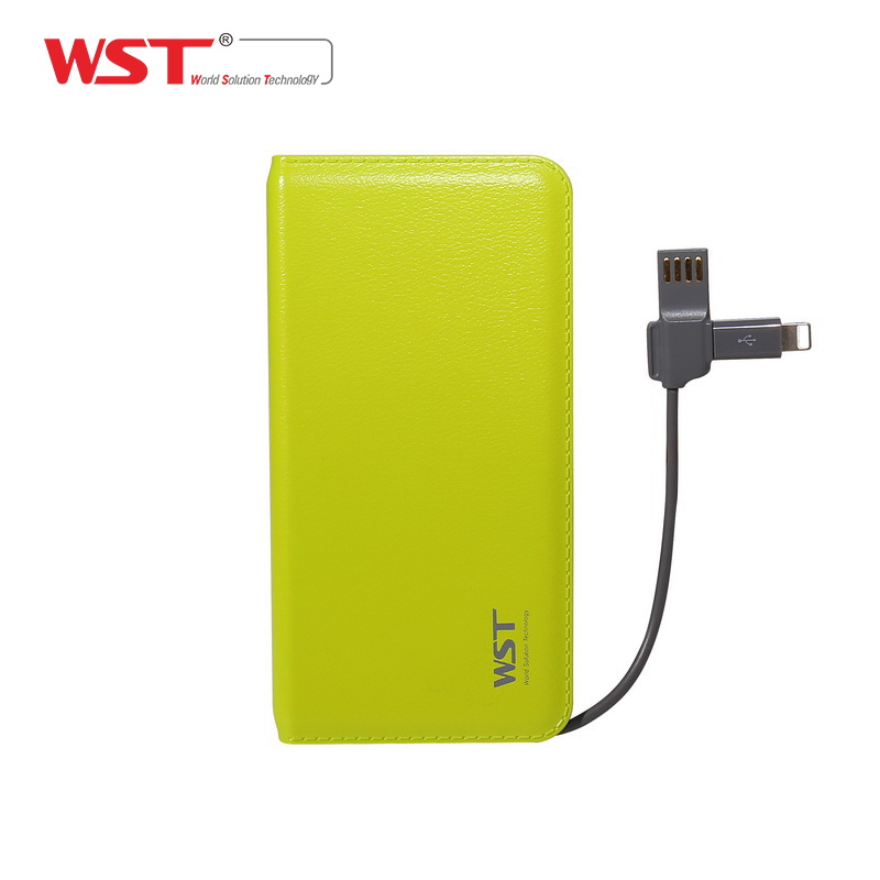WST DP612 power bank for <strong>mobile</strong> phone 8000mah best power bank with CE FC <strong>mobile</strong> power bank supplier