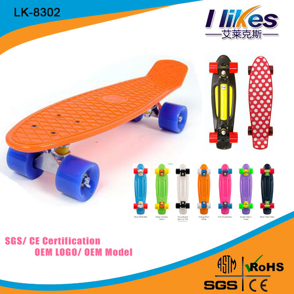 mini cruiser fish tech deck cheap fingerboard skateboard led for price