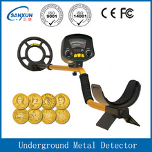 china supplier ground searching metal detector gun gold detector